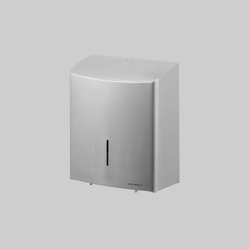 Paper towel dispenser stainless steel