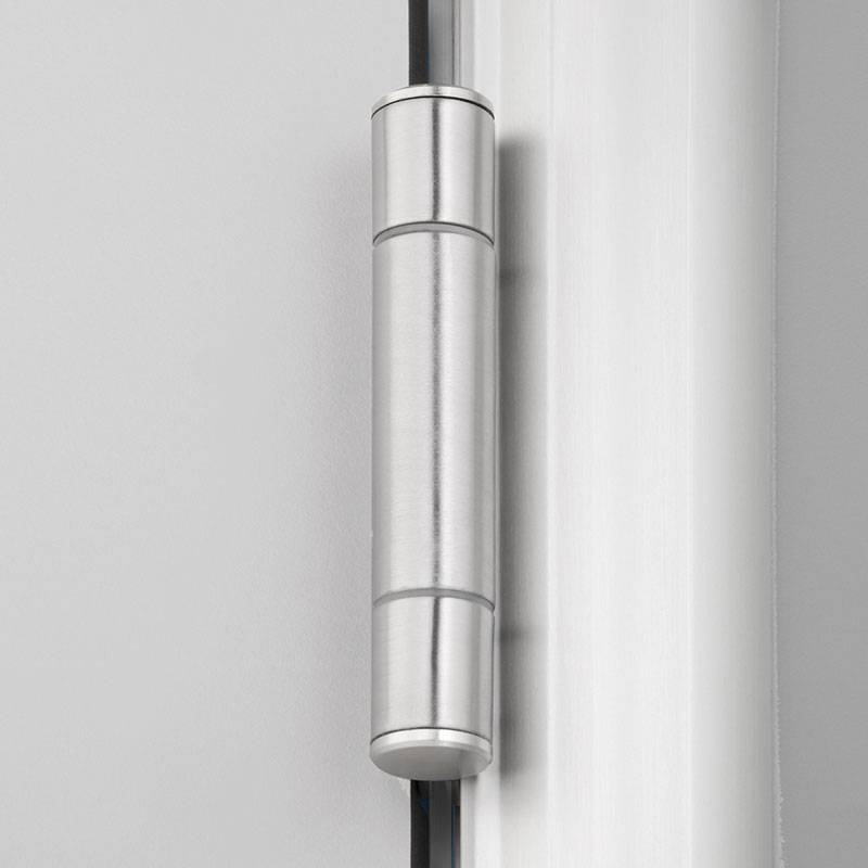 3-roll stainless steel hinge