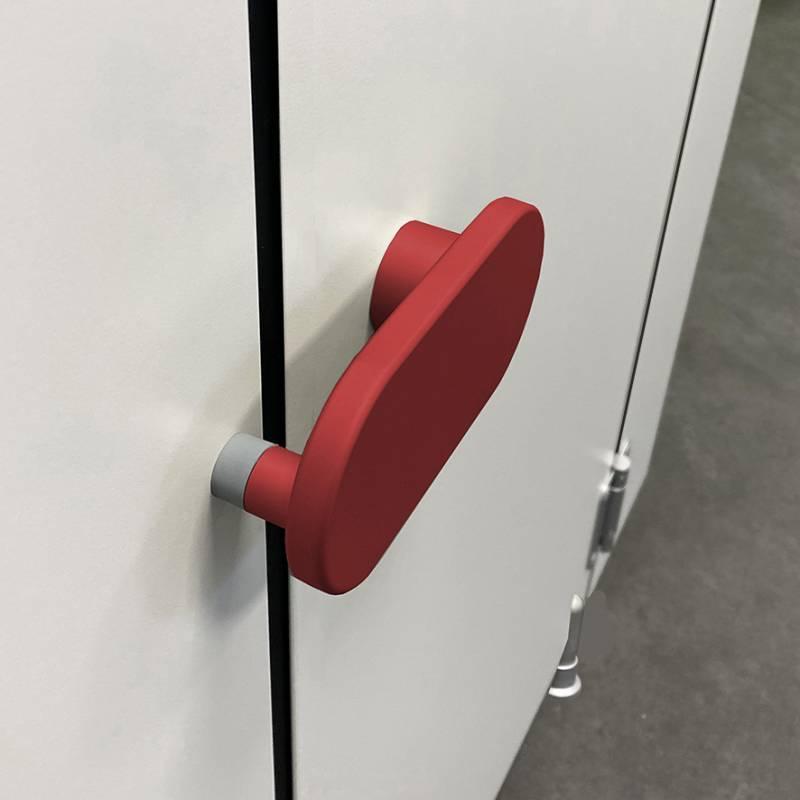 Sicherheits-Griffplatte