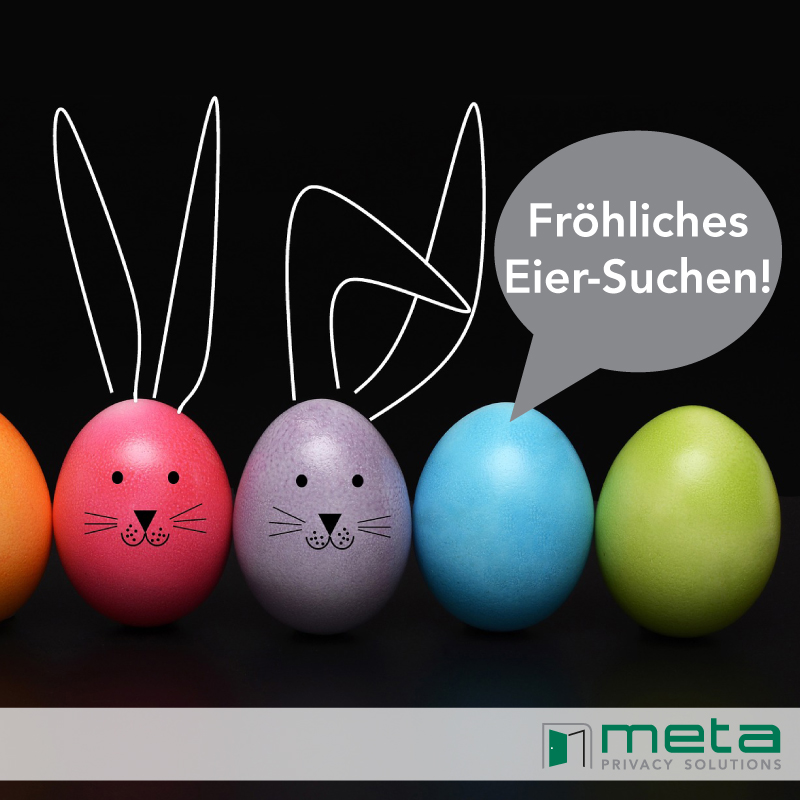 meta Trennwandanlagen wish you and your families a wonderful Easter