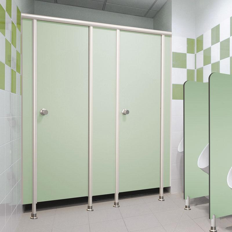 meta Trennwandanlagen - WC-Trennwand 13 RP