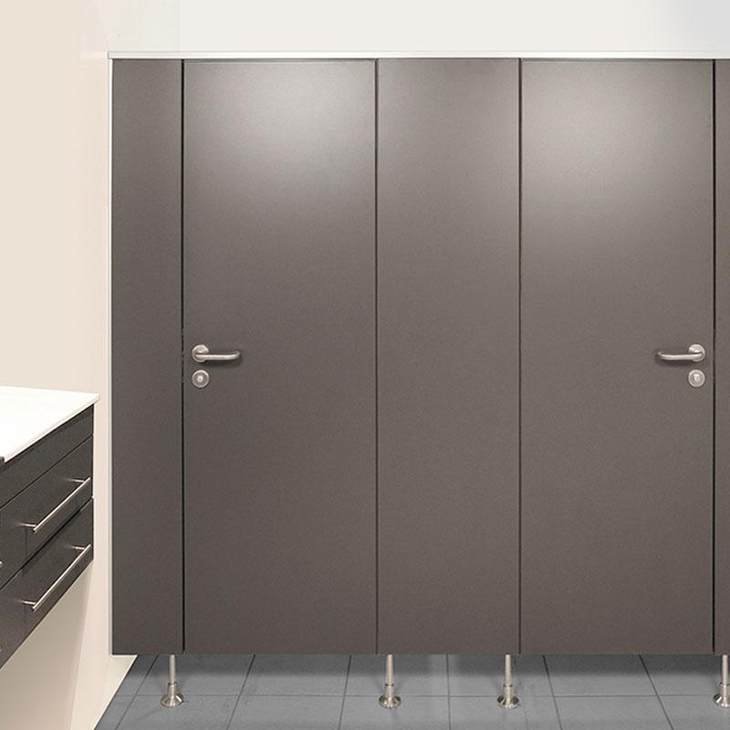 meta Trennwandanlagen - WC-Trennwand 30 FN